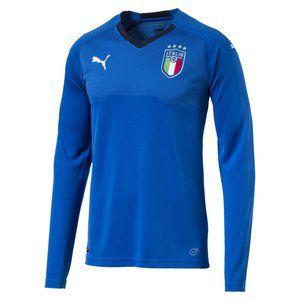 [752286-01] Mens FIGC Italia Home Jersey